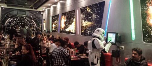 Disney processou a Jedi's Burguer e Grill