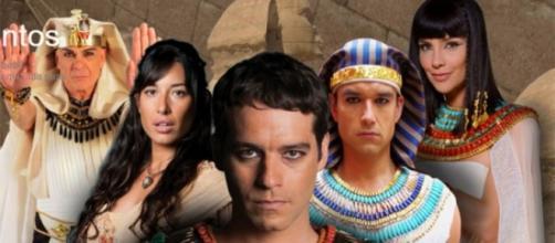 Filme Os Dez Mandamentos estreia em Janeiro