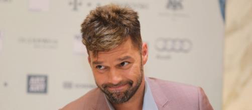 Ricky Martín, cantante puertoriqueño