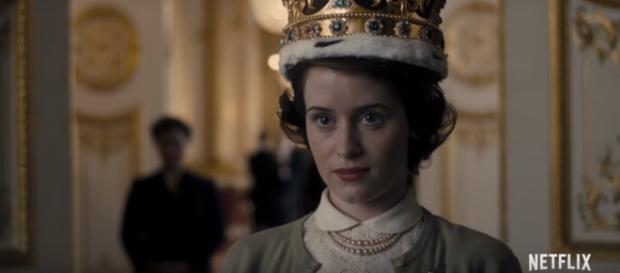 Cena de The Crown. Foto: Reprodução