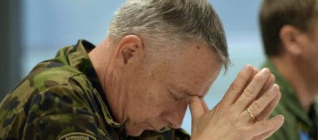 Generał André Blattmann o bieżącej sytuacji
