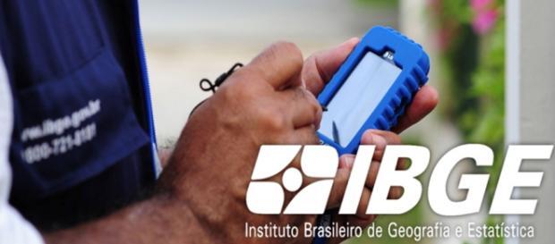 IBGE abre mais de 7 mil vagas de emprego