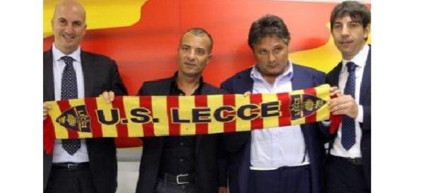 Il Lecce ritiene incedibili alcuni calciatori.