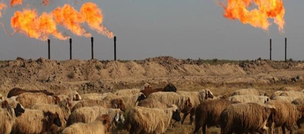 Il Medio Oriente e le sue ambite risorse
