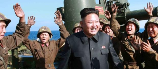 La Corea del Nord minaccia il mondo