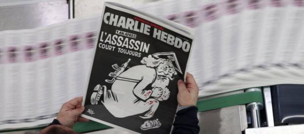 Nova edição do jornal Charlie Hebdo