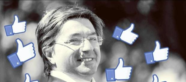 Paulo Morais, o preferido no Facebook