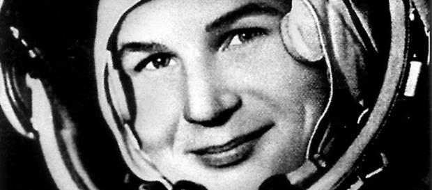 Valentina foi a primeira cosmonauta