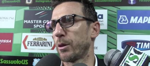 Voti Sassuolo-Frosinone Gazzetta: Di Francesco