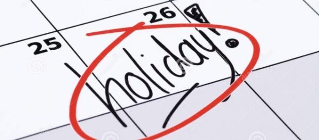 ¿Ya sabes para cuando planear tus vacaciones?