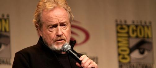 Acclaimed Director Ridley Scott (Wikimedia)