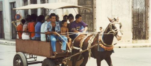 Cuban transport. Nick originally posted to Flickr