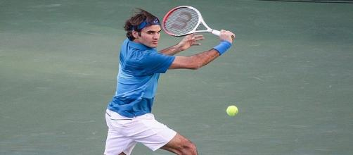Federer/ Photo:Mike McCune,Flickr, CC BY 2.0