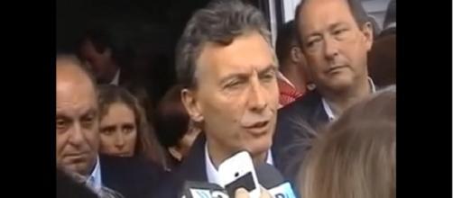 Mauricio Macri requerido por el periodismo Eco TV