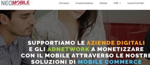 Opportunità di lavoro nell'azienda Neomobile
