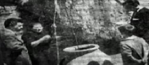 Pozo donde ocurrió el milagro a Monchito.