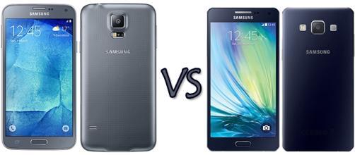 Samsung: Galaxy S5 Neo vs Galaxy A5