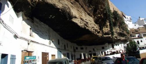 Setenil de las Bodegas (Cadiz), un encanto