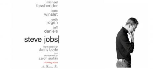 """""""Steve Jobs"""": póster oficial de la película"""