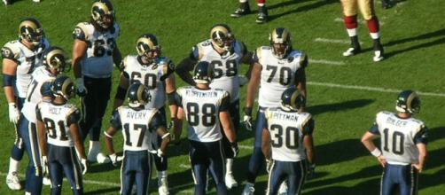 Rams want to move back to Los Angeles (Wikimedia)