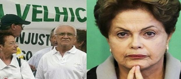 Dilma quer aposentadoria mais tarde