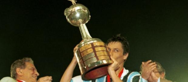 Grêmio bicampeão da Libertadores da América