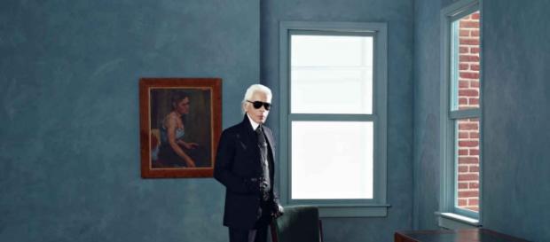 Imagen: Karl Lagerfeld por Karl Lagerfeld