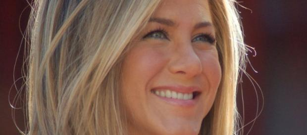 Jennifer Aniston, star of the show.
