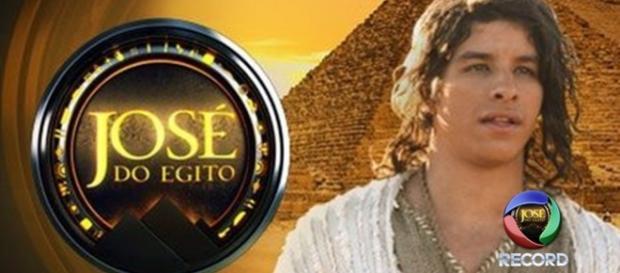 """""""José do Egito"""", elenco e resumo do 1º capítulo"""