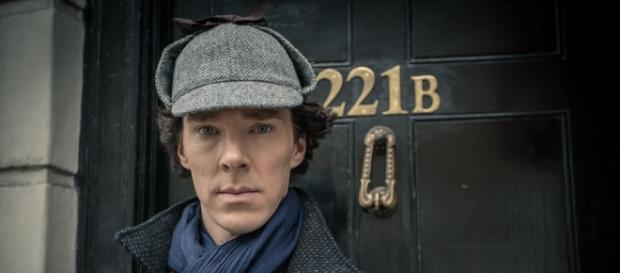 Sherlock and the famous 221B / Flickr.com