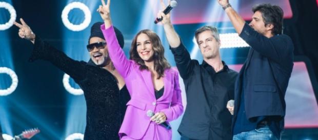 The Voice Kids - Foto/Reprodução: Globo