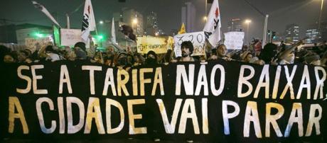 Movimento promete parar a cidade de SP