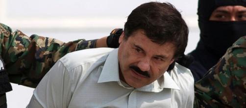 Detención del capo méxicano El Chapo.