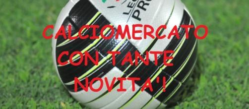 Il calciomercato di Lega Pro ha tante novità.
