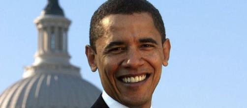 Immagine che ritrae il Presidente Obama