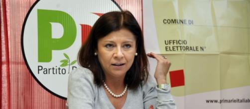 Paola de Micheli sottogretario Economia e Finanza