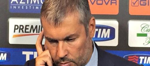 Sean Sogliano, direttore sportivo del Genoa