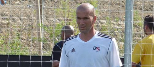 Zidane nuovo allenatore del Real Madrid