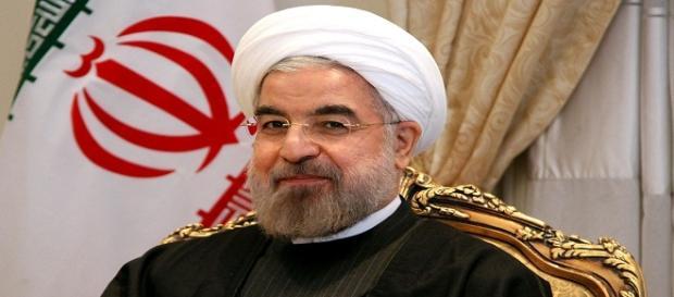 El presidente iraní Hassan Rouhani