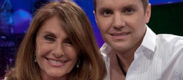 Fernández Barrio junto a Del Moro (Foto: Web)
