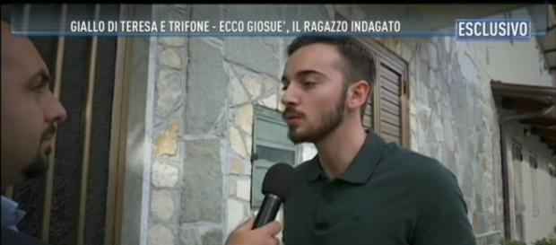 Giallo Trifone e Teresa, Giosuè Ruotolo indagato