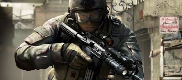 Imagen del videojuego Counter-Strike