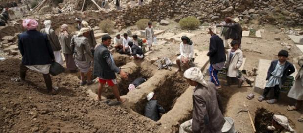 In Yemen è in atto una crisi umanitaria
