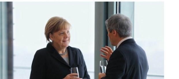 Întâlnirea dintre Dacian Cioloș și Angela Merkel