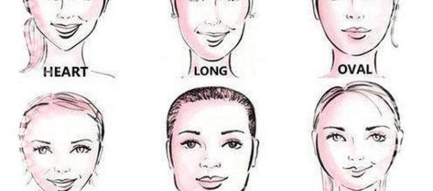 Tagli capelli in base al viso