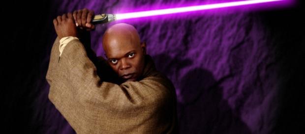 Samuel L. Jackson como Mace Windu