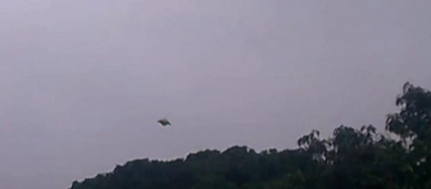 Ufo: avvistamento da parte di una donna in Brasile