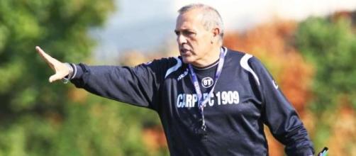 Fabrizio Castori allenatore del Carpi