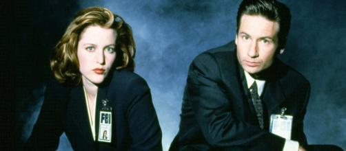 Gli agenti speciali Dana Scully e Fox Mulder