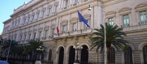 Palazzo Koch, a Roma, sede della Banca d'Italia